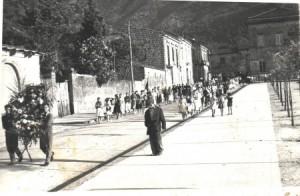 fianco villa Comunale