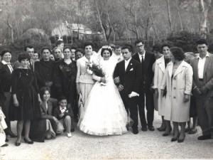 matrimonio sui Cioffi