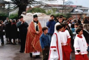 Don Vito e Processione