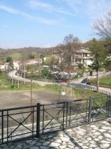 Veduta dalla Chiesa di Valle