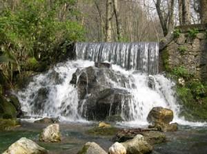 Cascata località Castello