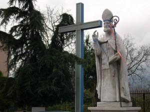 Statua del Santo Audiutore