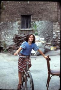 Angelina Ceccarelli in Taddeo