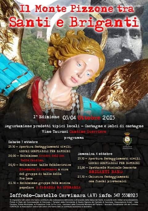 Festività Civile in Onore di San Michele Arcangelo - Programma