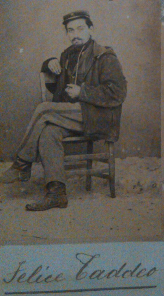 "Capo Brigante Domenico Antonio Taddeo alias ""Felice Taddeo"""